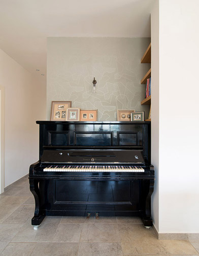 נישה לפסנתר